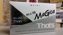 That's MG-A 100 Metal type 4