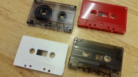 Custom wound blank cassettes