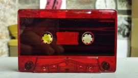 red flo clear tapes dark