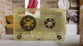 Yellow Gold glitter tapes 11 x C30