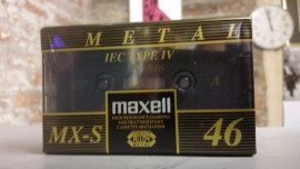 Metal C46 Maxel MX-S