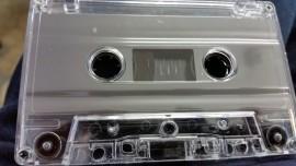 Clear Cassettes C30 Ferric Tape