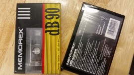 Memorex dB90 C90