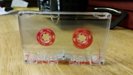 Clear prison Red reels