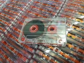 NEW CHROME C90 Cassette