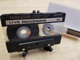 Used Sony Metal ES-90