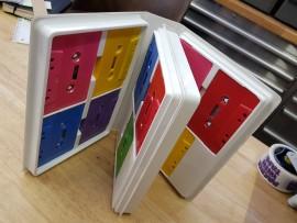 13 way cassette case