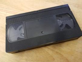 VHS Video V-0 housing shell