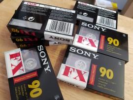 SONY FXI C90
