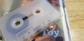 David Bowie TOY-   cassette album