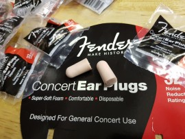 Fender Concert Ear Plugs