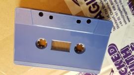 **NEW**Violet cassette