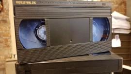 E15  VHS Video SHG