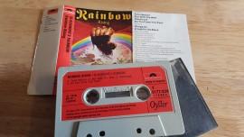 Rainbow Rising cassette album