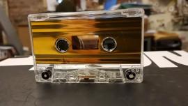 Gold metallic liner C10 x 41