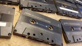 TDK SA-X90 C90 Chrome cassette used
