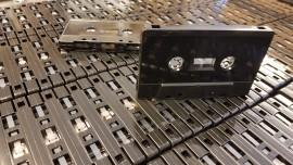 50 x C20 Black Cassettes