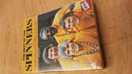 The Spinners The Best Of double cassette