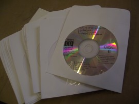 CDR Sleeves old stock to clear