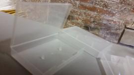 Polycases, flexible frosty cassette case