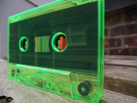 Flo green cassettes ****NEW IN****