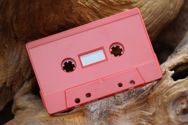 Red Coral cassettes