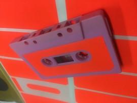 Flame Fluorescent Cassette Labels