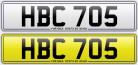 HBC 705
