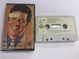 Max Bygraves, Sing along with Max