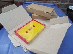 Cassette Card mailer Box