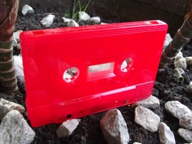 Jelly Red Cassettes