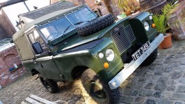 1971 Land Rover Series 2